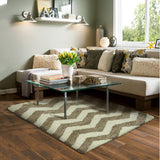 Style Rug 7000 Taupe 200x290cm-Rugs 4 Less