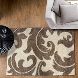 Style Rug 8000 Taupe 200x290cm