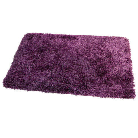Sunny Purple Mat in Size 55cm x 85cm-Rugs 4 Less