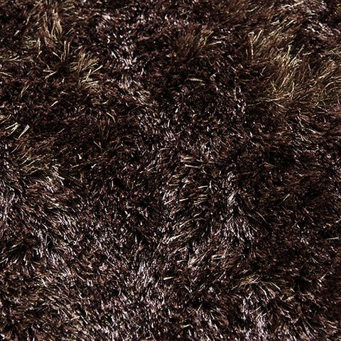Satin Sable Small Shag Rug 110x160cm-Small Shag Rug-Rugs 4 Less