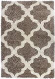 Style Rug 9000 Taupe 240x330cm-Rugs 4 Less