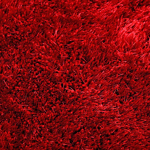 Sunny Red Large Mat in Size 70cm x 130cm-Rugs 4 Less