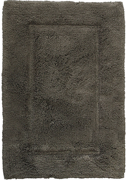 "<img src=""smiley.gif"" alt=""Smiley face"" height=""42"" width=""42""><img>Luxury Border Cotton Bath Mat Charcoal in Size 50cm x 80cm-Rugs 4 Less"