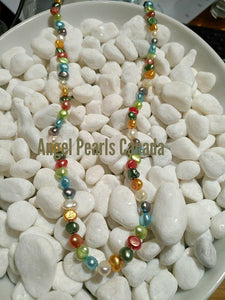 Island Breeze Pearl Necklace
