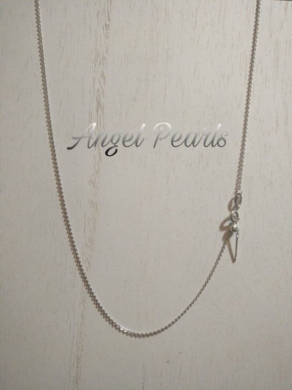 Sterling Silver Chain to Float a Pearl