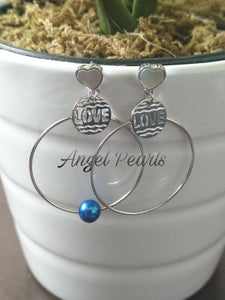 SS Love Earrings