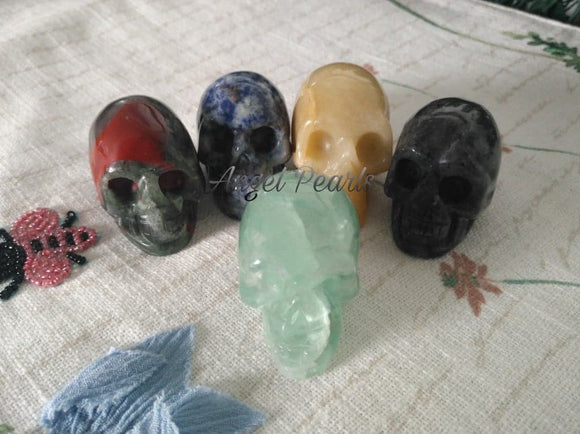 Skull Gemstones