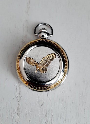 Eagle Pocket Watch
