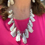 The Pulaski Necklace (with FREE pair of earrings-see pic insert)