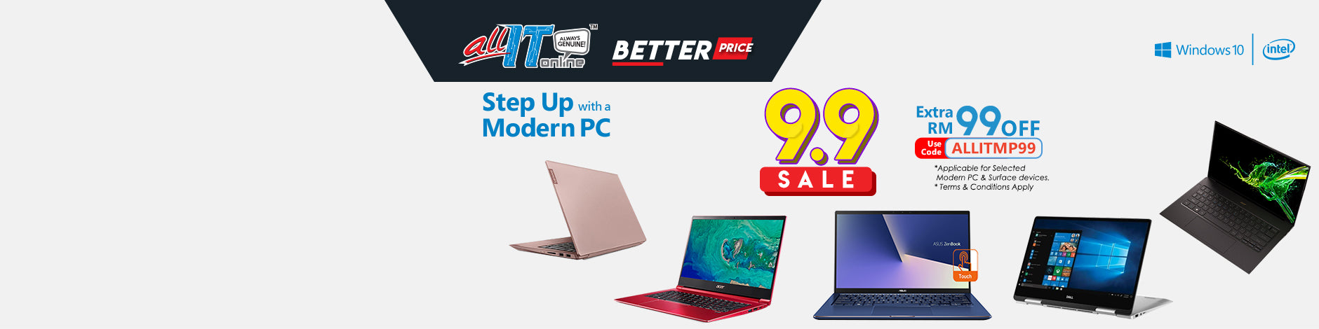 Malaysia's Largest Computer Retail Outlet   ALL IT Hypermarket