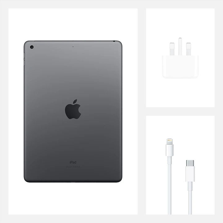 Apple iPad 10.2-inch (Wi-Fi) (8th Generation)