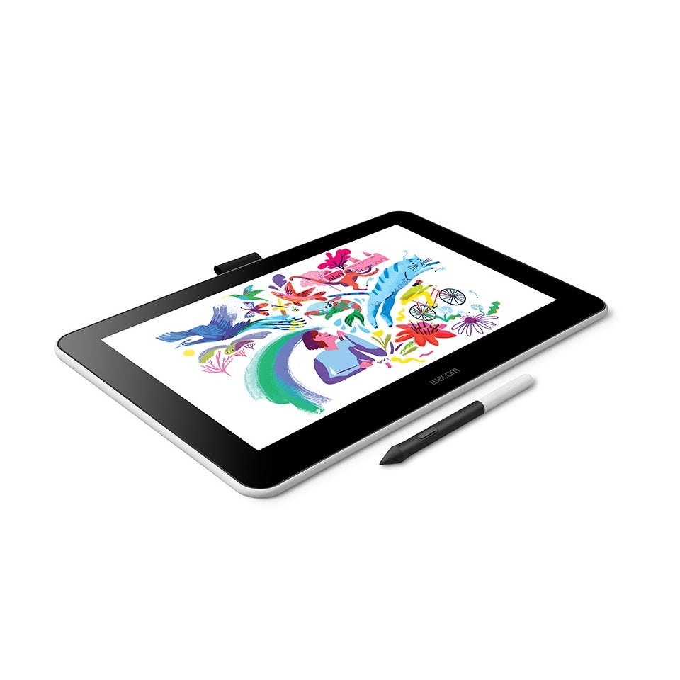 Wacom One Display Pen DTC-133 Tablet (63rd Merdeka Sale)