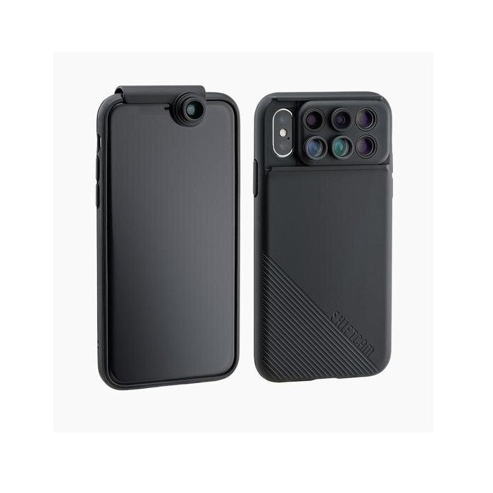ShiftCam 6-in-1 Travel Set with Front Facing Lens (Iphone XS)