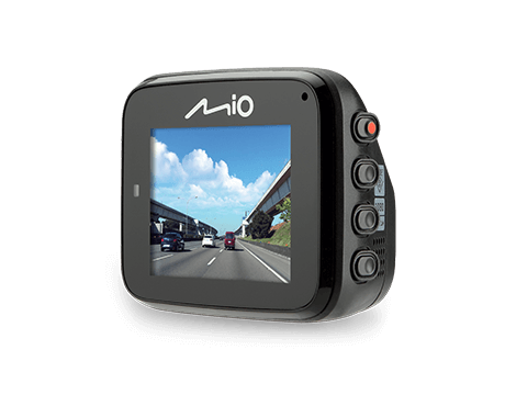 Mio MiVue™ C318 1080 Dashcam Driving Recorder **16GB SD Card Included **