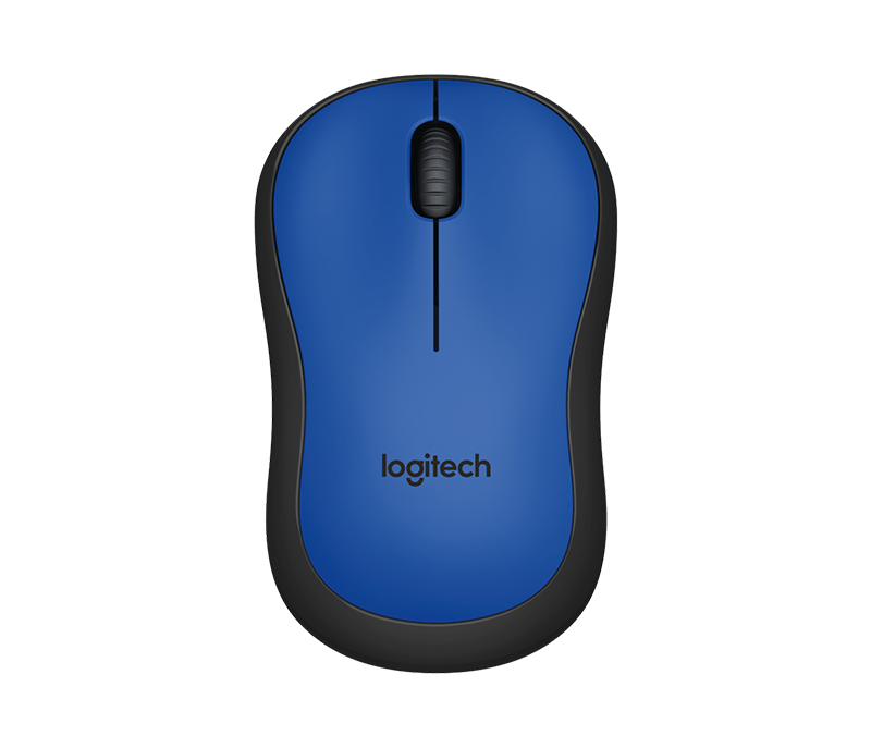 Logitech M221 Silent Wireless USB Mouse