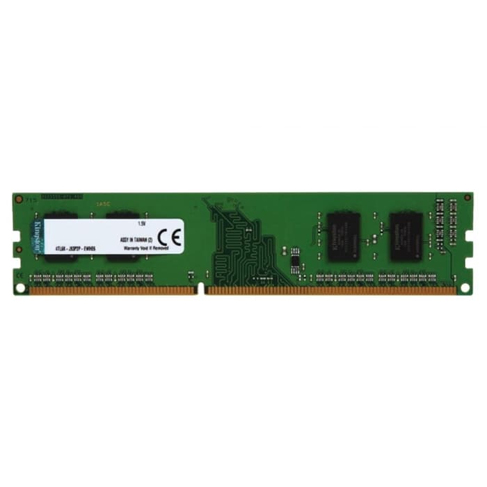 Kingston 4GB DDR4 2400Mhz Desktop (PC) Ram (KVR24N17S6/4)