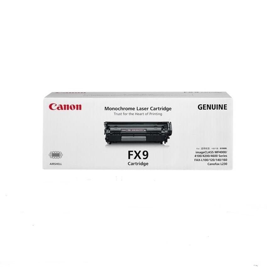 Canon FX9 Toner Cartridge - Black