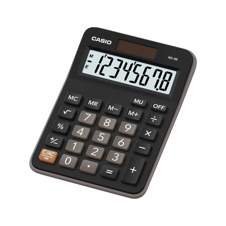 Casio MX-8B 8-Digit Calculator