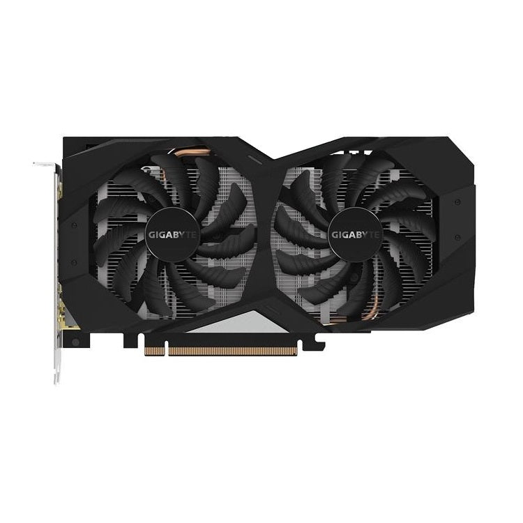 Gigabyte GTX 1660 OC 6GB DDR5 PCI-E Graphic Card(GV-N1660OC-6GD) (PWP Nvidia Engraving Casing Available)