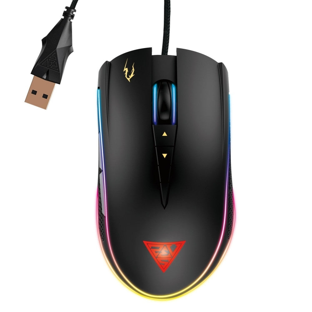 Gamdias Zeus P1 Rgb Optical Gaming Mouse All It Hypermarket Steelseries Rival 300 Csgo Hyper Beast Edition