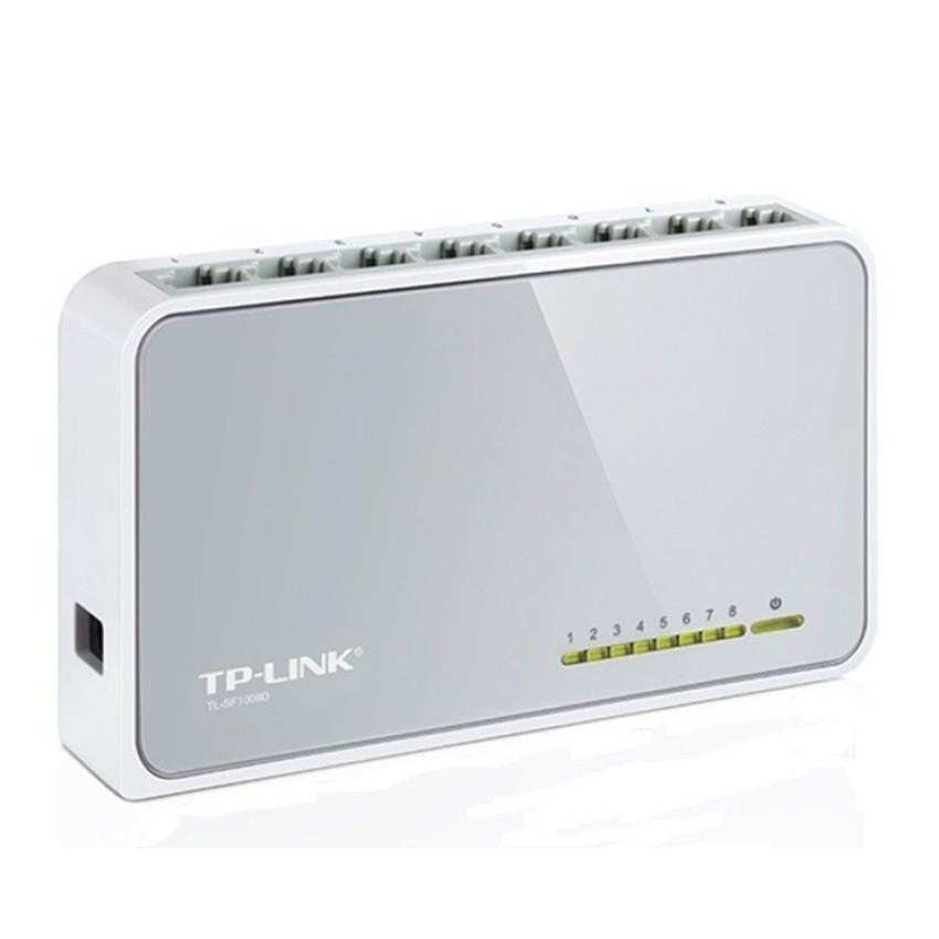 TP-LINK TLSF1008D 8-Port Desktop Network Switch