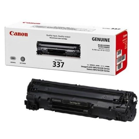 Canon 337 Toner Cartridge - Black