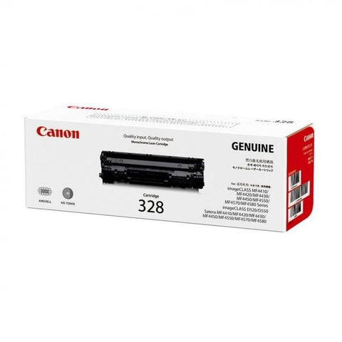 Canon 328 Toner Cartridge - Black