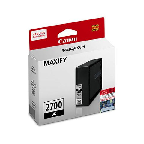 Canon PGI-2700XL Black Ink Cartridge