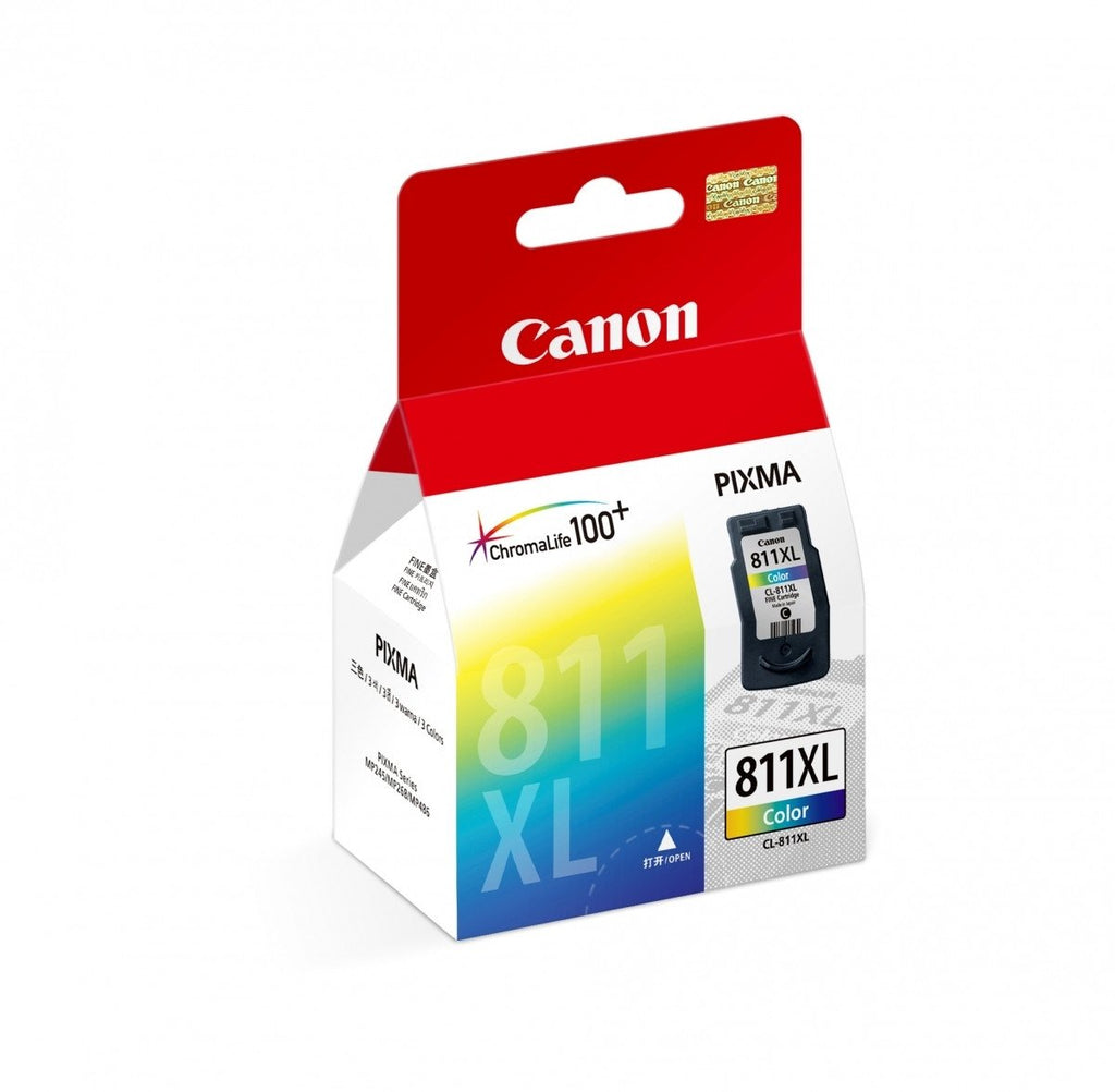 Canon CL-811XL Color Ink Cartridge