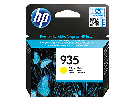 HP (935) C2P22AA Yellow Ink Cartridge
