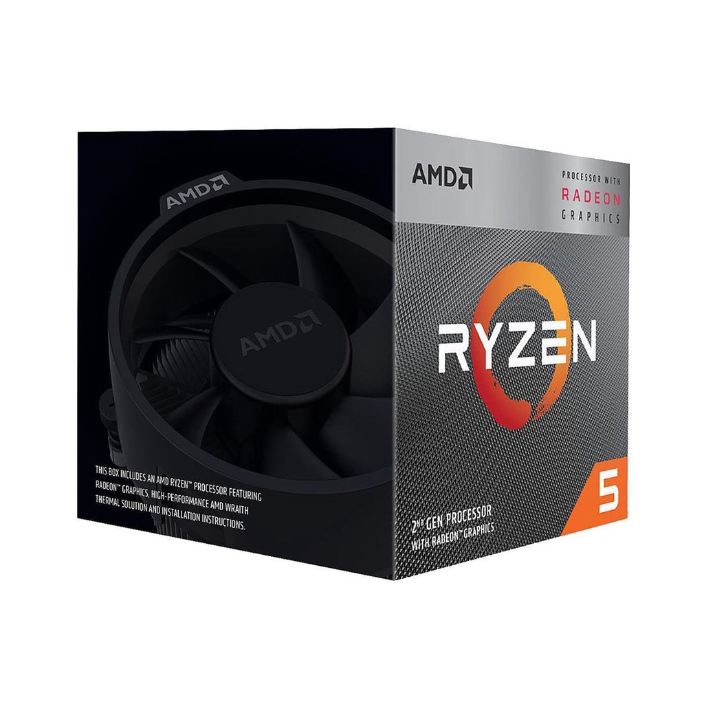 AMD RYZEN 5 3400G Processor