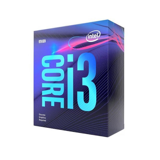 Intel Core™ i3-9100F Processor (6M Cache, up to 4.20 GHz, LGA1151, W/O GPU)