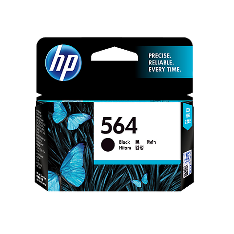 HP (564) CB316WA Black Ink Cartridge