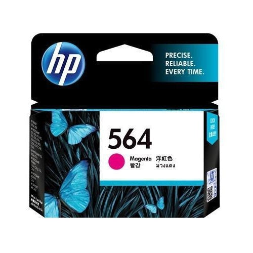 HP (564) CB319WA Magenta Ink Cartridge