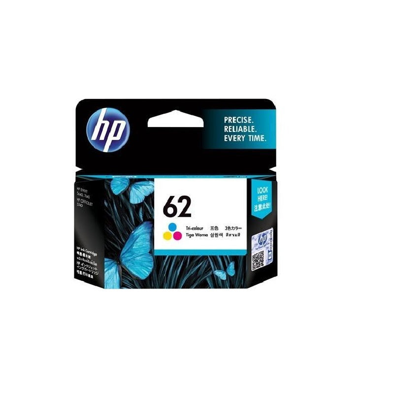 HP (62) C2P06AA Tri-Color Ink Cartridge