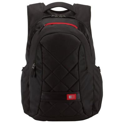 "Case Logic Sporty BP 16"" DLBP-116 Backpack - Black**FOC Case Logic Black Camera Case"