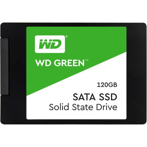 Western Digital Green (120GB/240GB/480GB) PC WD SSD (WDS120G2G0A / WDS240G2G0A / WDS480G2G0A) (10.10 x Halloween Month Sale)