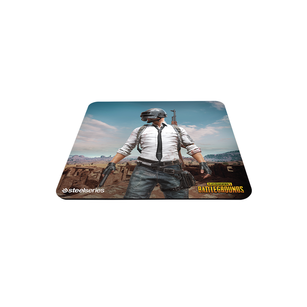 SteelSeries QCK+ PUBG Miramar Edition Gaming Mouse Pad (63808)