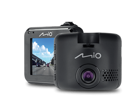 Mio MiVue C360 1080P Dash Cam Driving Recorder **16GB SD Card Included**
