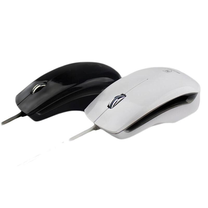 Micropack MP-310 Wired USB Optical Mouse - Multi Color