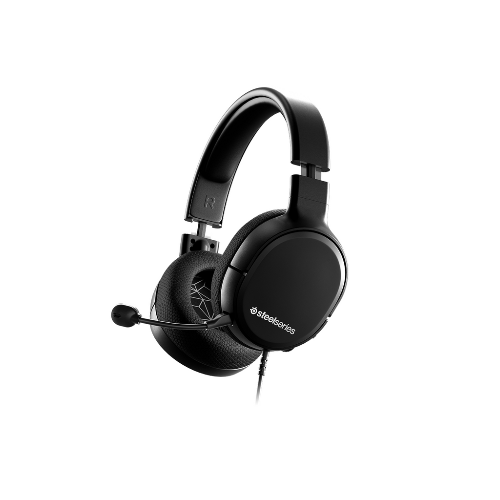 SteelSeries Arctis 1 All-Platform Wired Gaming Headset - Black (61427)