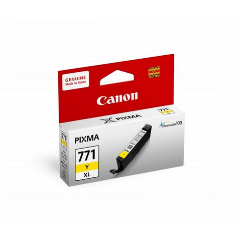 Canon CLI-771XL Ink Cartridge Black/Yellow/Blue/Magenta/Grey