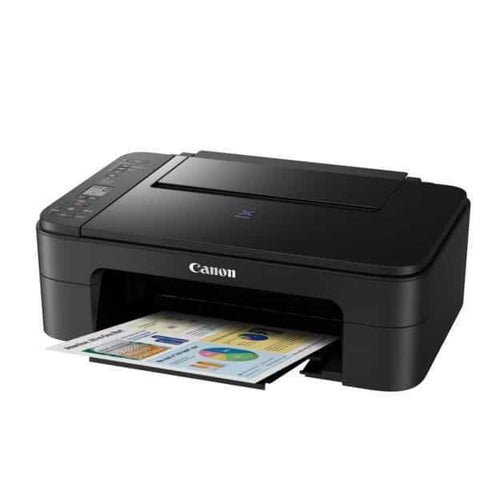 Canon Pixma E3170 Ink Efficient Printer ***Foc rm20 kfc voucher ***