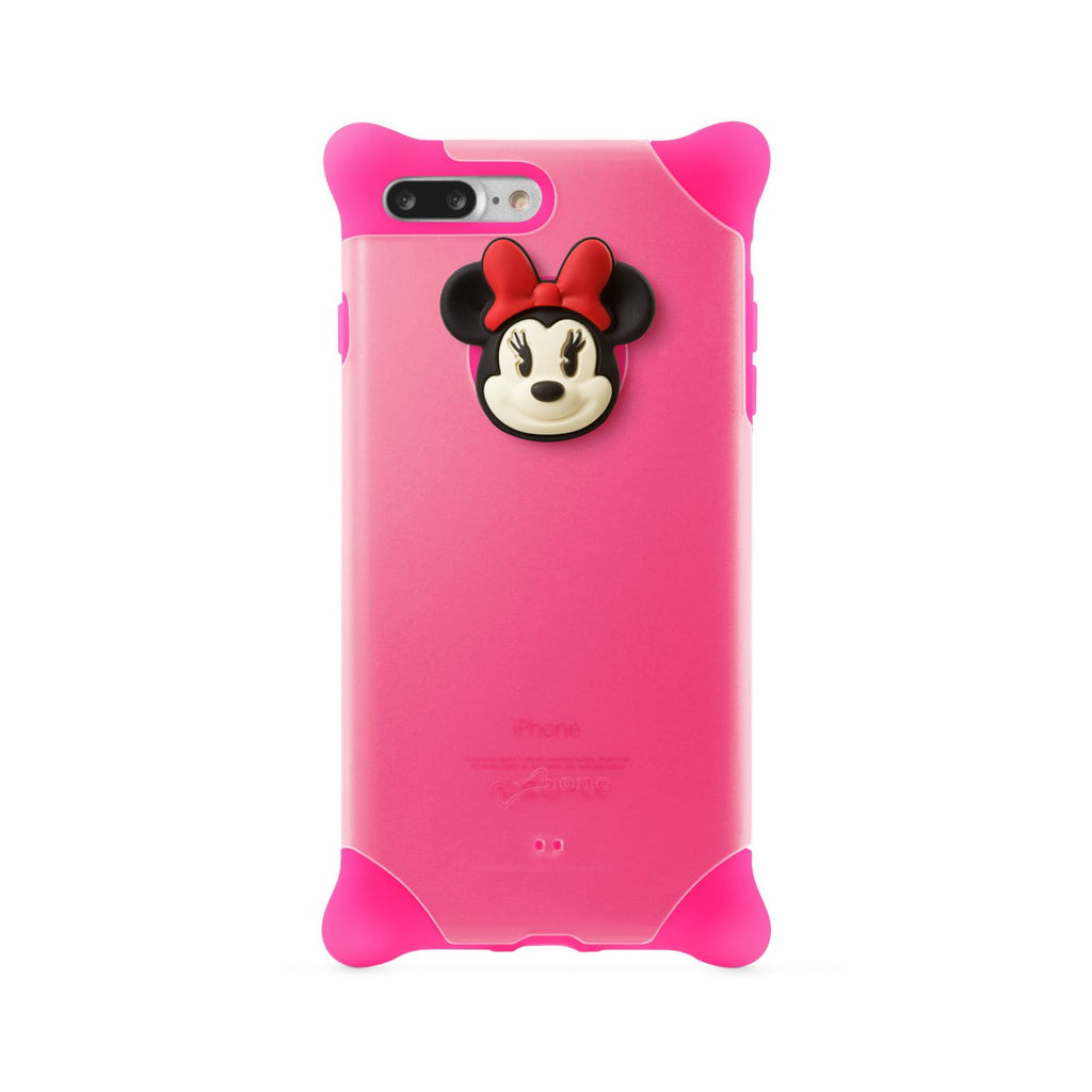 Bone iPhone 7 Plus Bubble Phone Case (PH16301) - Minnie