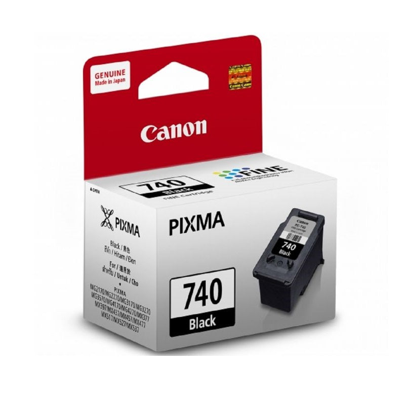 Canon PG-740 Black Ink Cartridge