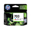 HP (703) CD888AA Tri-Color Ink Cartridge