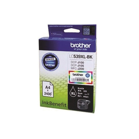 Brother LC539XL Ink Cartridge - Black