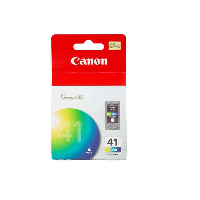Canon CL-41 Clr Ink Cartridge