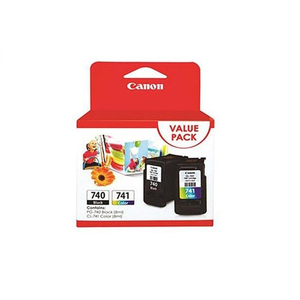 Canon PG740+CL-741 Value Pack Ink Cartridge