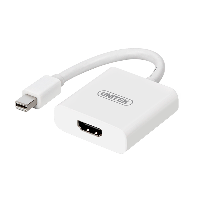 Unitek Mini DisplayPort To HDMI Cable (Y-6325)
